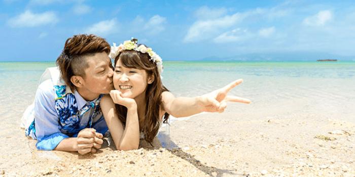 ハナユメフォト 沖縄 口コミ