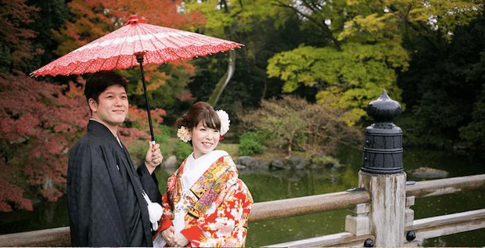 ハナユメフォト 京都前撮り