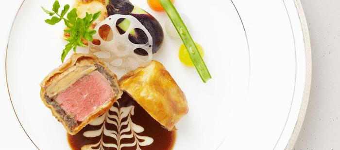 ホテルモントレ横浜 フルコース試食